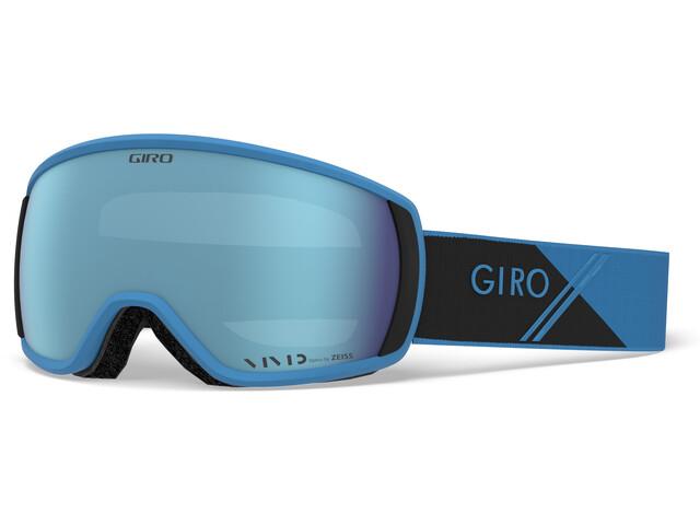 Giro Balance Gafas de esquí Hombre, blue sport tech w vivid royal